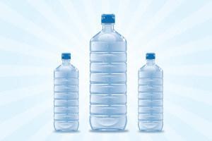 plastic-water-bottle-vector